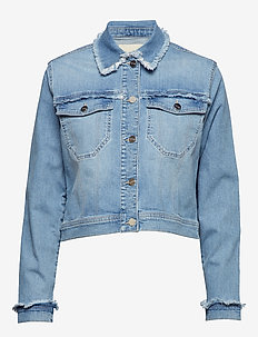 LR-ERIN - denim jackets - l603 - spring blue