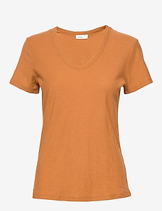 LR-ANY - t-shirts - l883 - squirrel brown