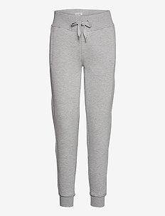 LR-NUKA - sweatpants - l9950 - light grey melange