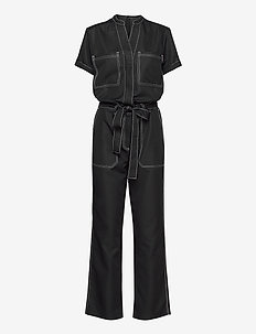 LR-JULIE - jumpsuits - l999 - black