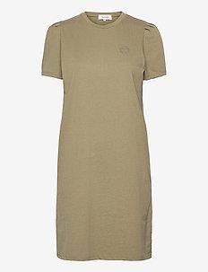 LR-ISOL - summer dresses - l701 - aloe