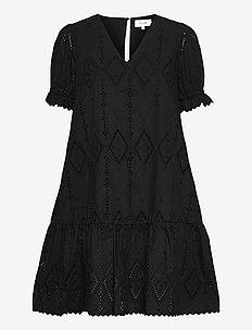 LR-NIKOLINE - hverdagskjoler - l999 - black