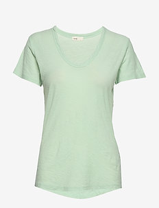 LR-ANY - t-shirts - l700 - frosty green