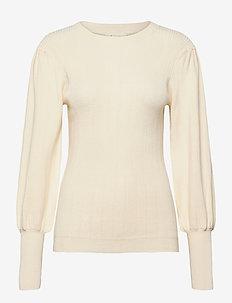 LR-LARA - swetry - l111 - antique white