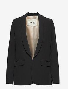 LR-HELENA - getailleerde blazers - l999 - black