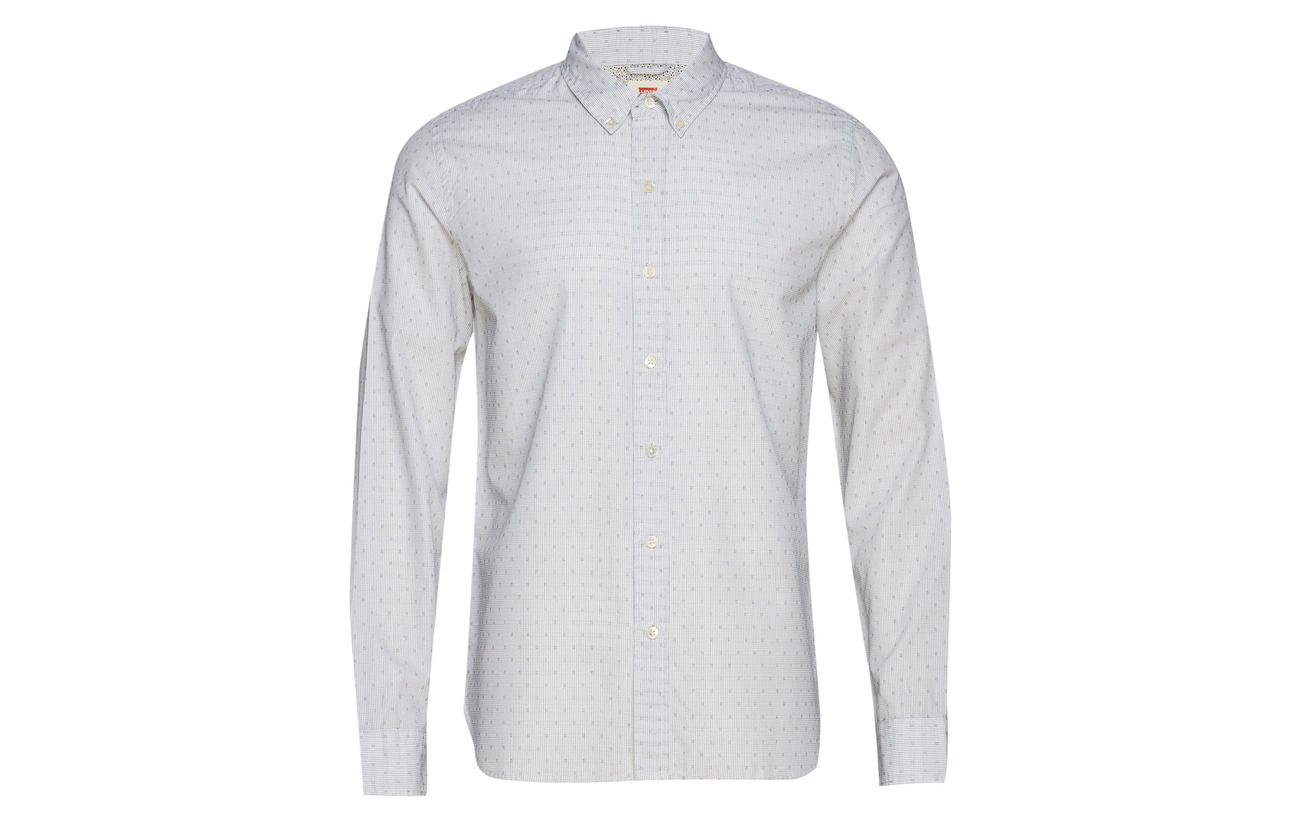 Pkt Levi´s No Pacific Shirt Beltra Men Neutrals Ls r7wvqnRIx7