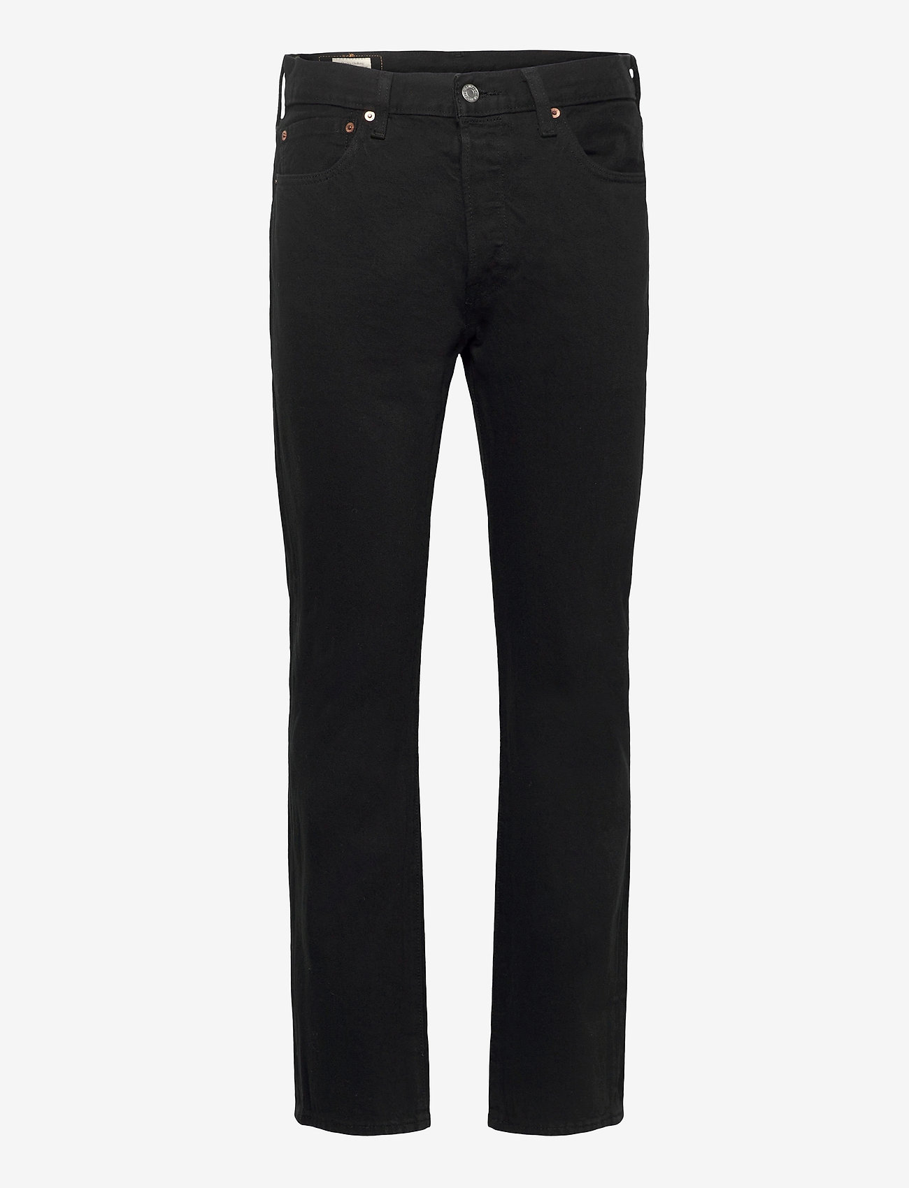 LEVI´S Men - 501 LEVISORIGINAL FIT BLACK 80 - regular jeans - blacks - 0