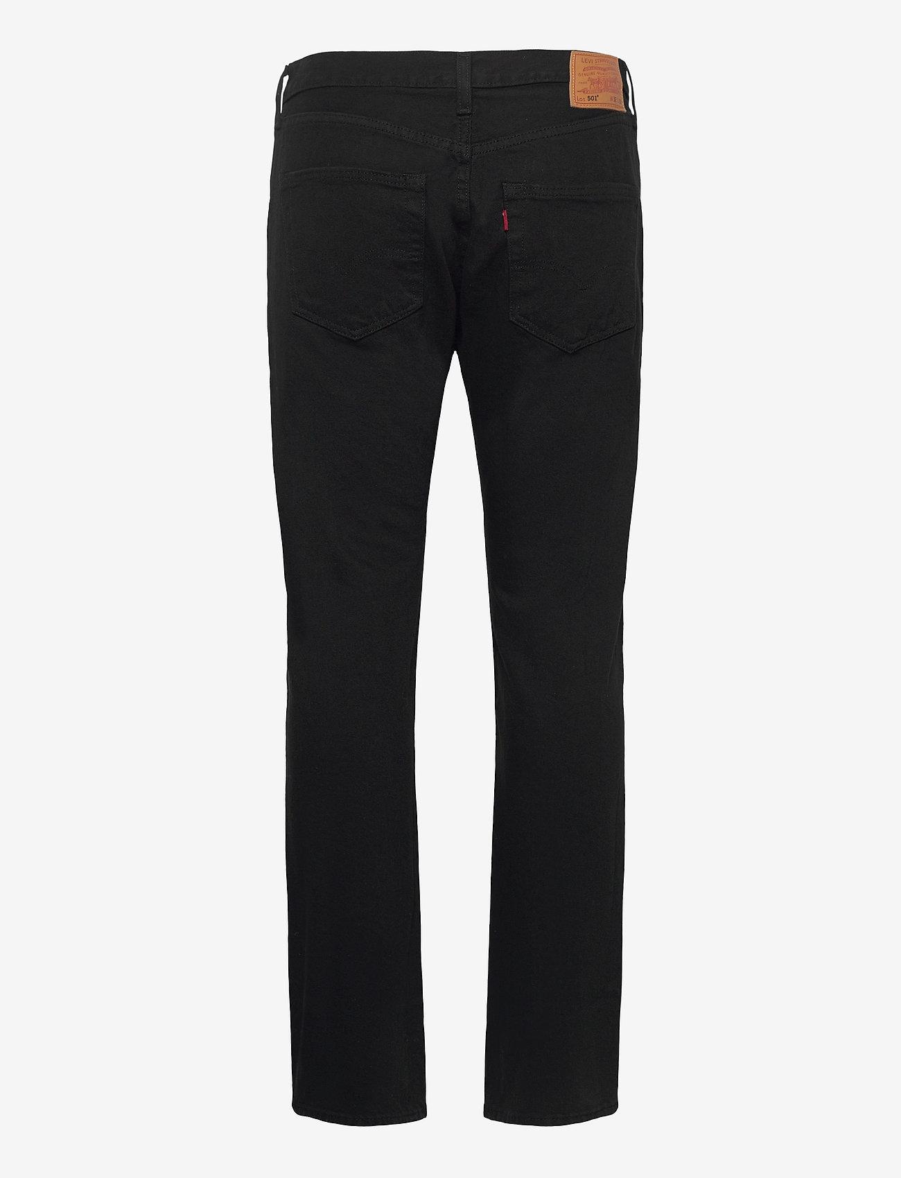 LEVI´S Men - 501 LEVISORIGINAL FIT BLACK 80 - regular jeans - blacks - 1