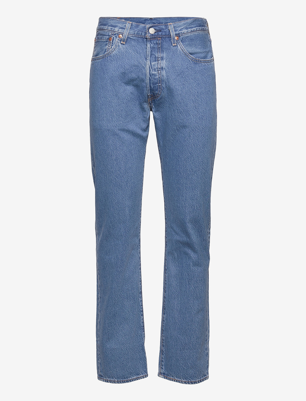 LEVI´S Men - 501 LEVISORIGINAL CANYON LIGHT - relaxed jeans - light indigo - flat finis - 0