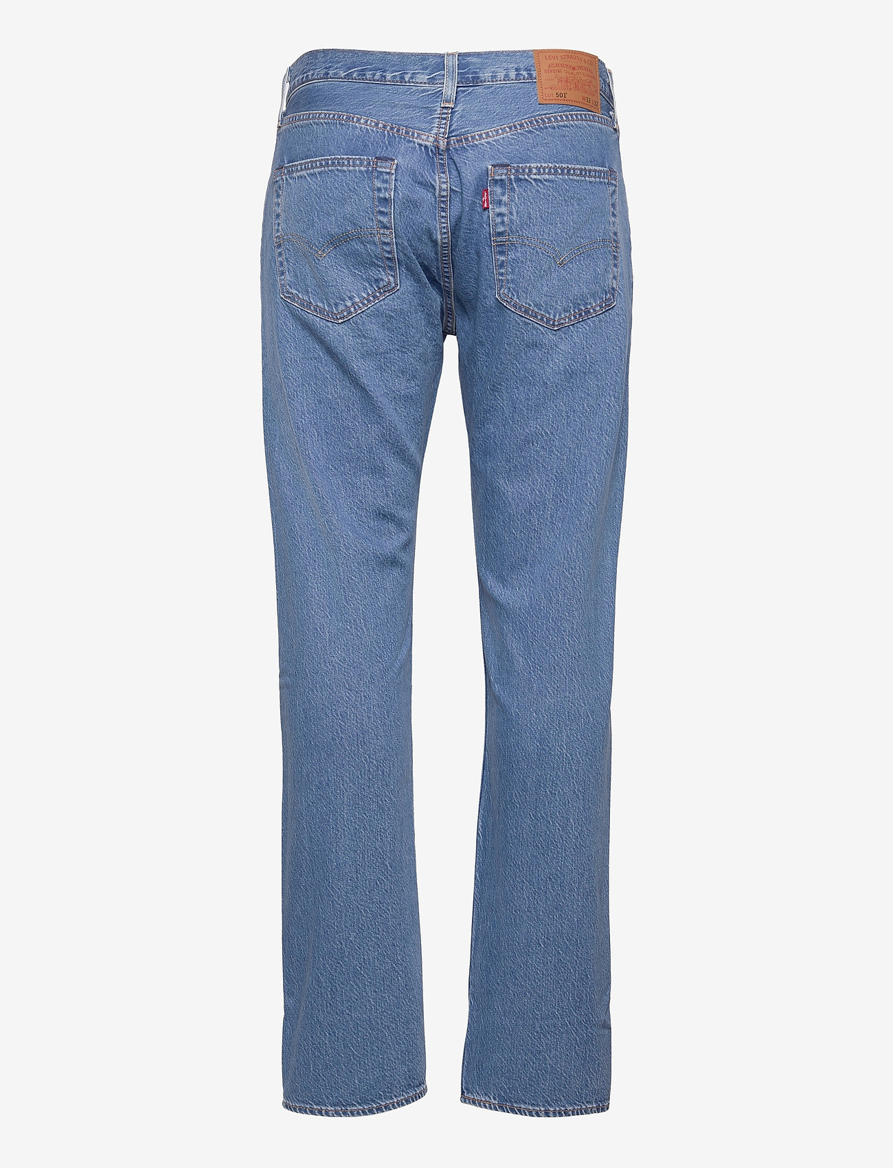 LEVI´S Men - 501 LEVISORIGINAL CANYON LIGHT - relaxed jeans - light indigo - flat finis - 1