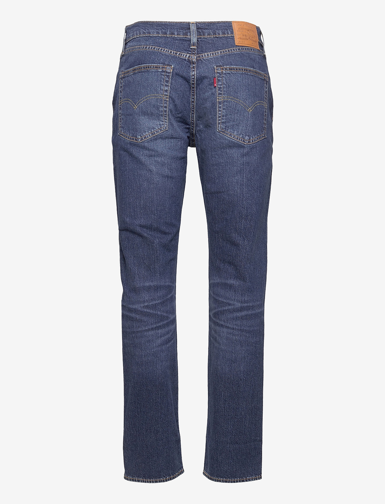 LEVI´S Men - 514 STRAIGHT LAURELHURST MYSEL - relaxed jeans - med indigo - flat finish - 1