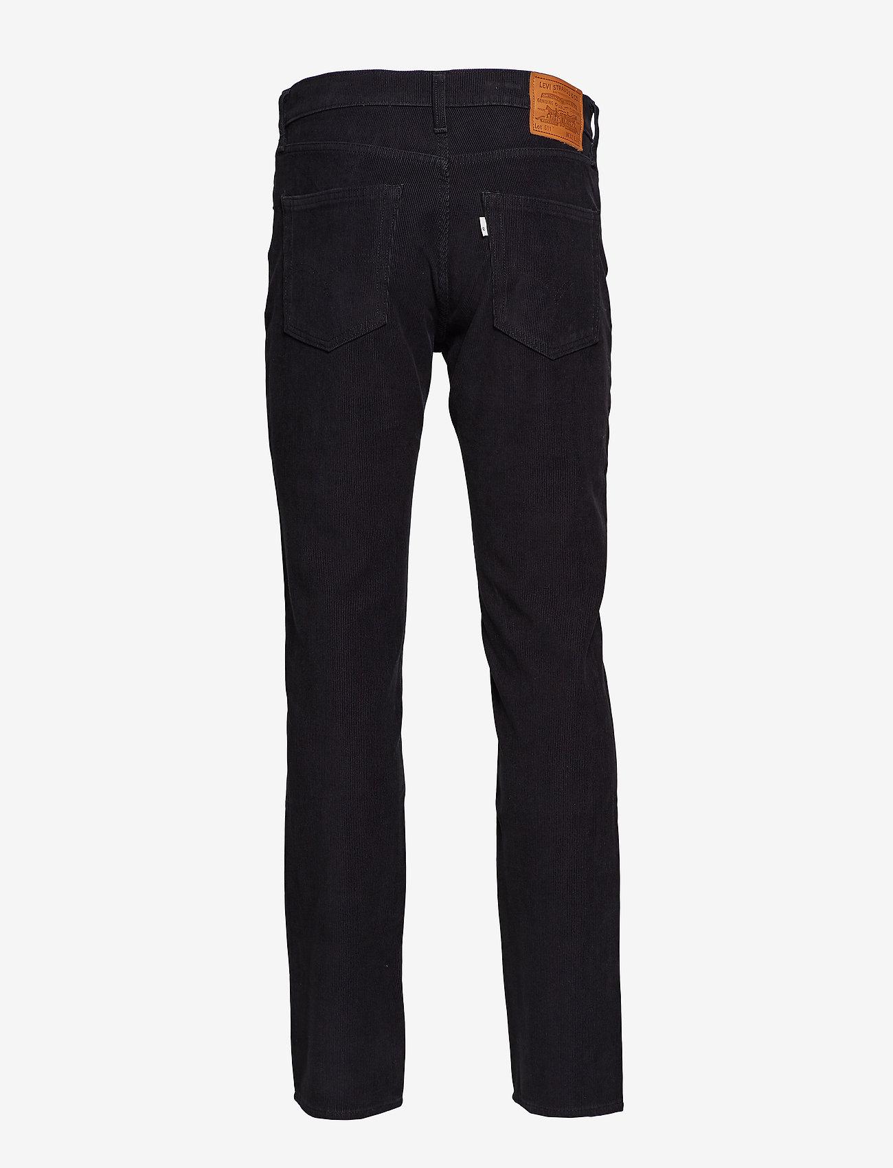 LEVI´S Men - 511 SLIM FIT CAVIAR WARP STR C - pantalons chino - blacks