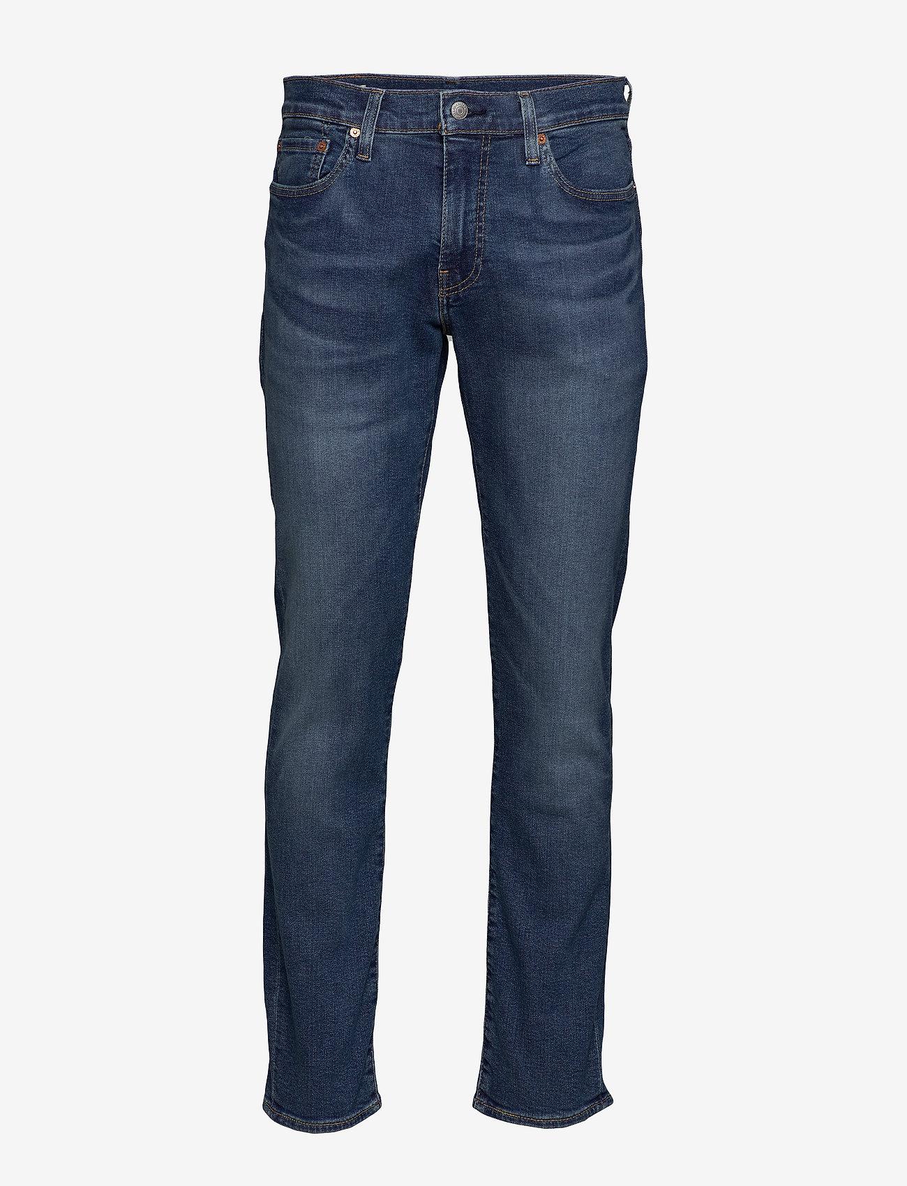 LEVI´S Men - 511 SLIM CEDAR NEST ADV - slim jeans - med indigo - flat finish - 0