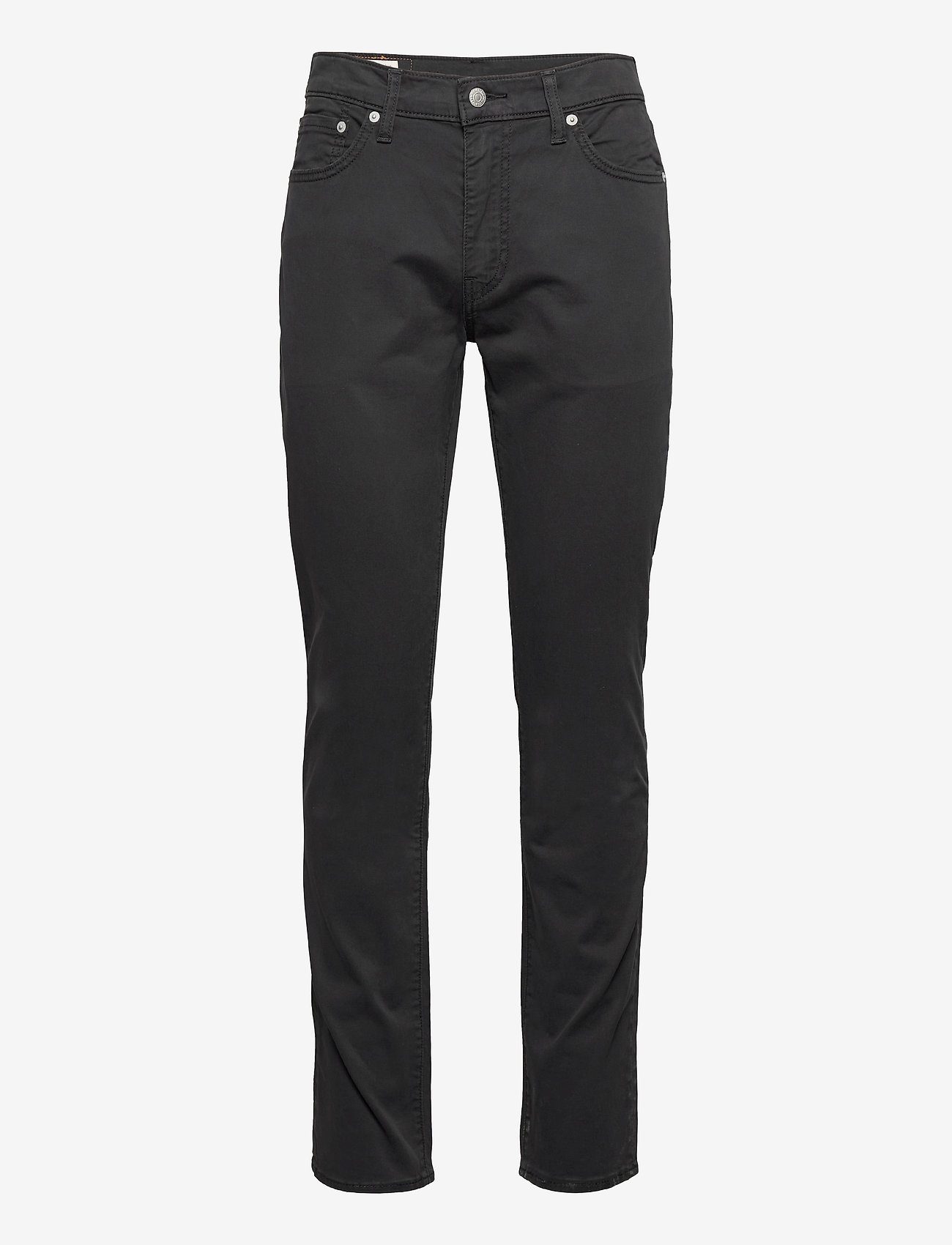 LEVI´S Men - 511 SLIM CAVIAR SUEDED SATEEN - slim jeans - blacks - 0