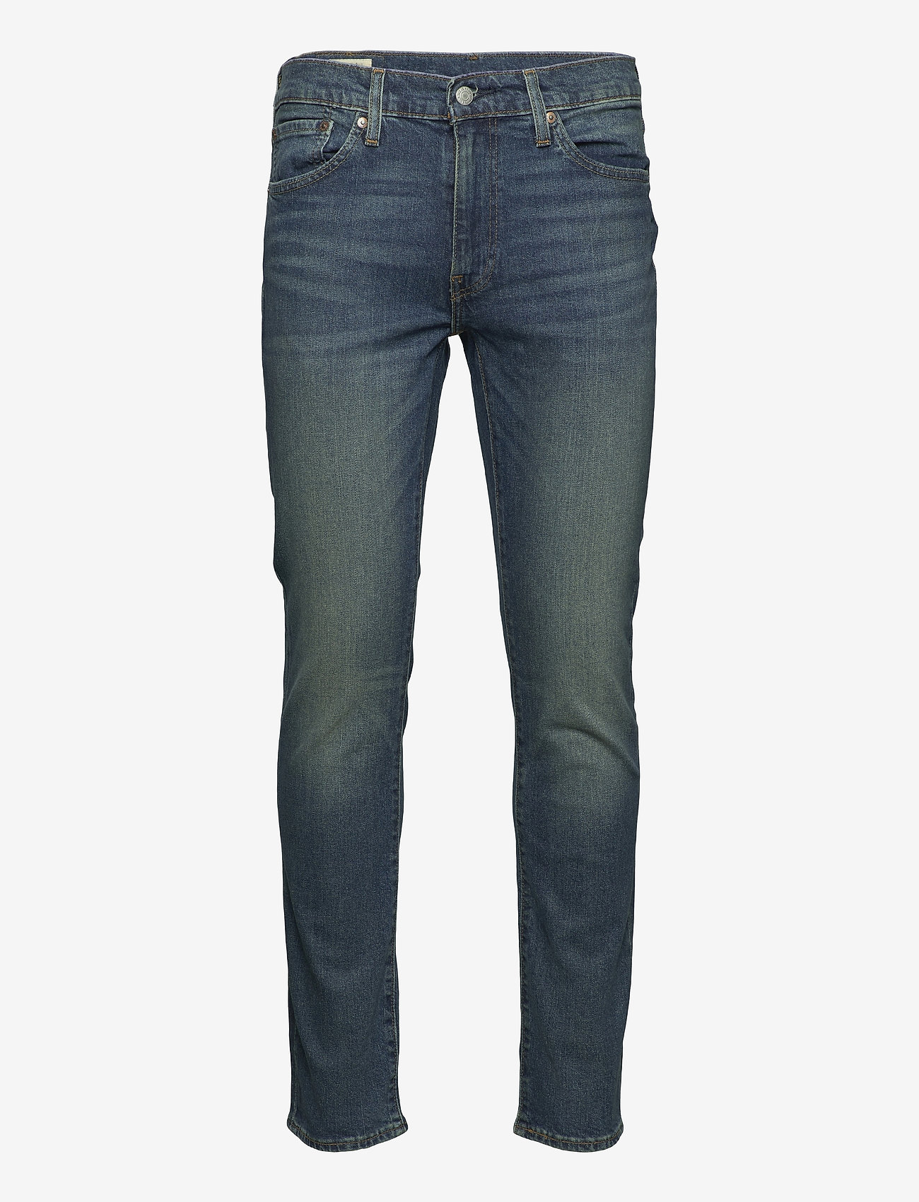 LEVI´S Men - 511 SLIM BAND WAGON ADV - slim jeans - dark indigo - worn in - 0