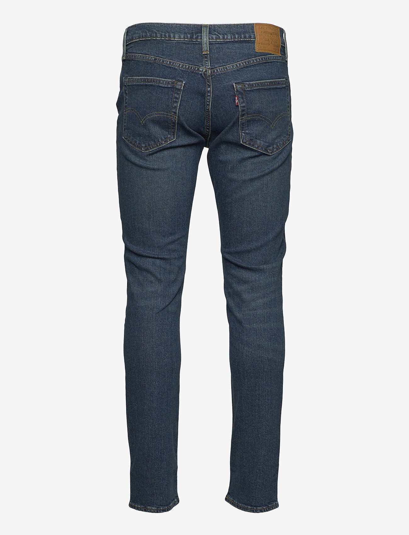 LEVI´S Men - 511 SLIM BAND WAGON ADV - slim jeans - dark indigo - worn in - 1