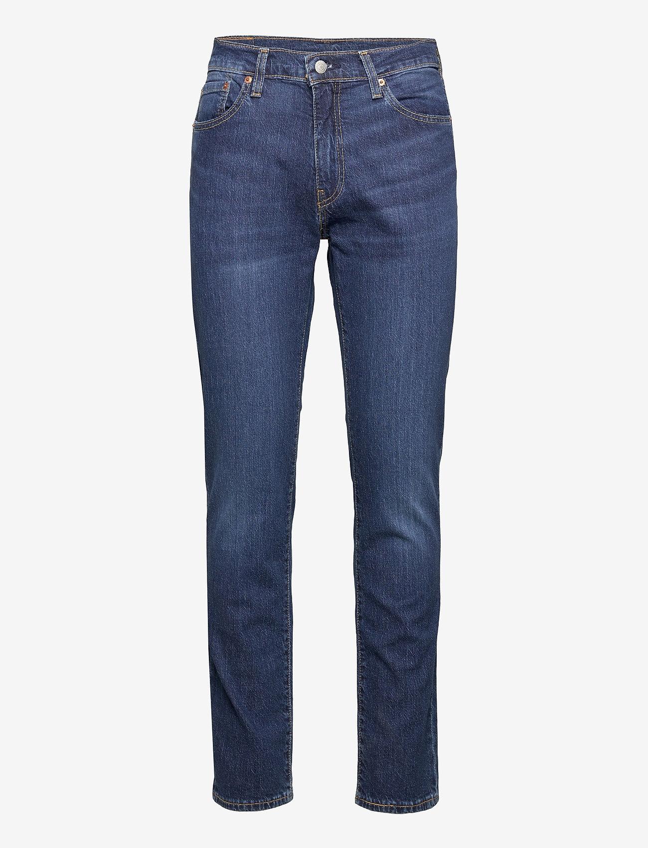 LEVI´S Men - 511 SLIM LAURELHURST SHOCKING - slim jeans - dark indigo - flat finish - 0