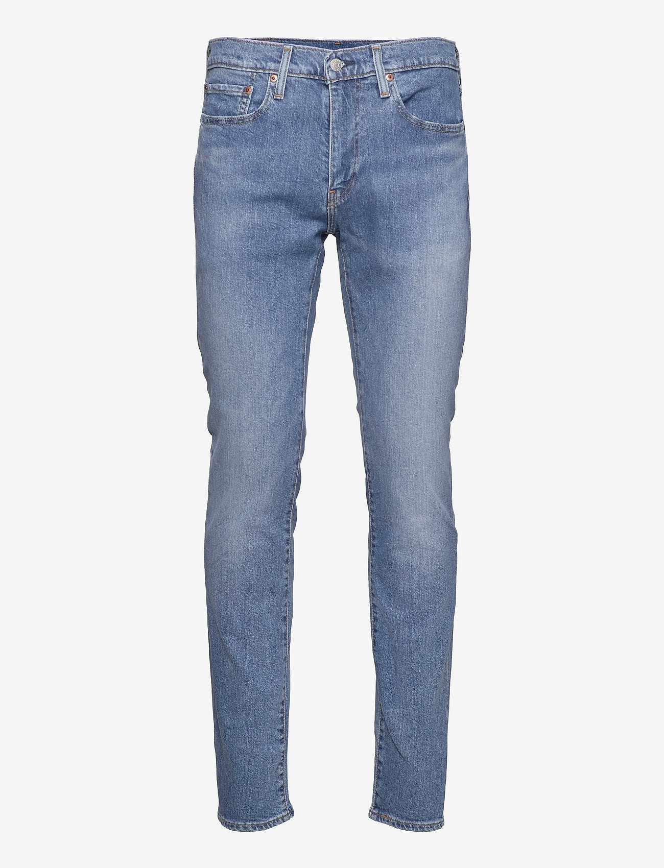 LEVI´S Men - 511 SLIM CORFU GOT FRIENDS ADV - slim jeans - med indigo - flat finish - 0