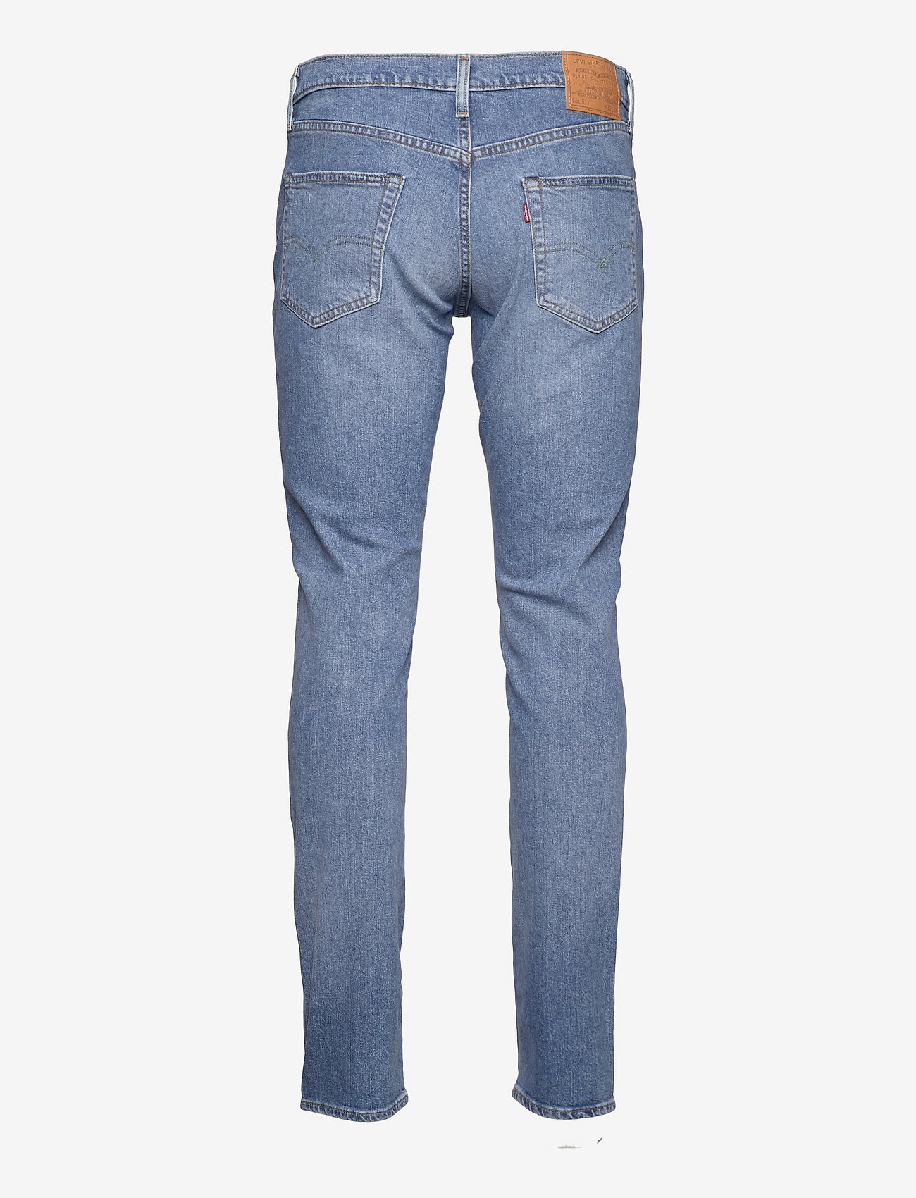 LEVI´S Men - 511 SLIM CORFU GOT FRIENDS ADV - slim jeans - med indigo - flat finish - 1