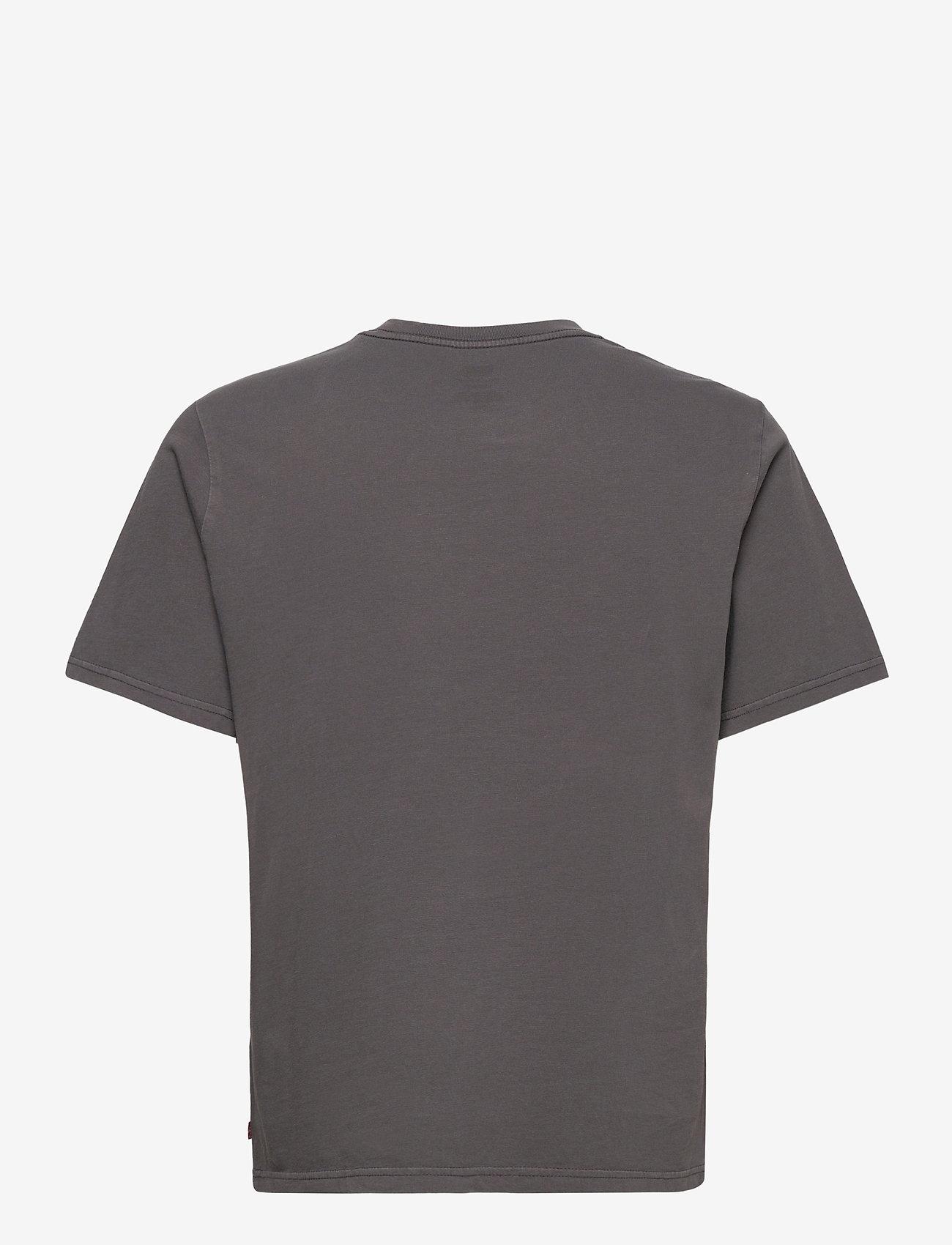 LEVI´S Men - SS RELAXED FIT TEE MV SSNL LOG - podstawowe koszulki - blacks - 1