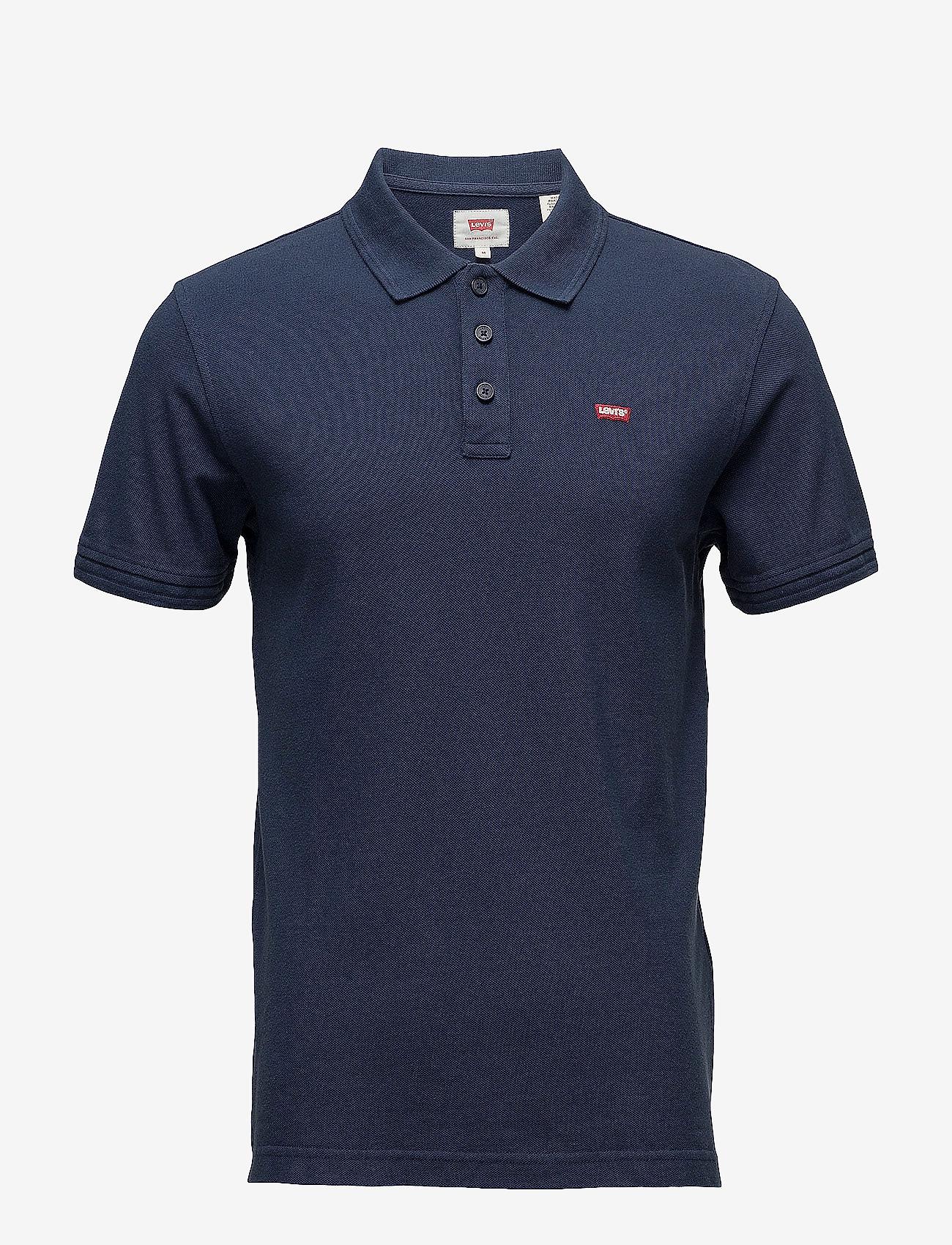 LEVI´S Men LEVIS HOUSEMARK POLO DRESS BLU - Poloskjorter BLUES - Menn Klær