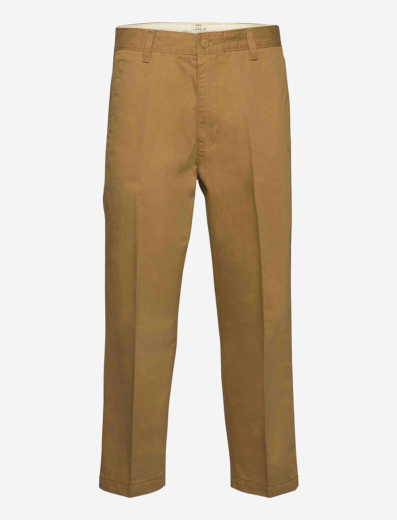 LEVI´S Men - XX STAY LOOSE CHINO CROP DESER - pantalons chino - neutrals - 0