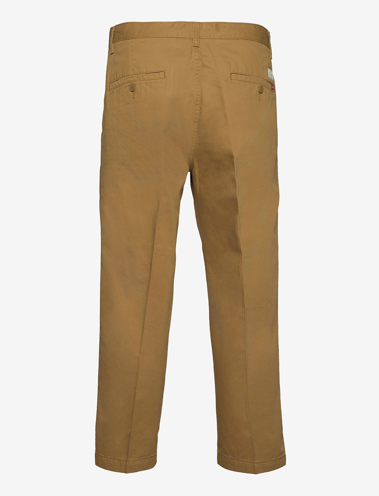 LEVI´S Men - XX STAY LOOSE CHINO CROP DESER - pantalons chino - neutrals - 1
