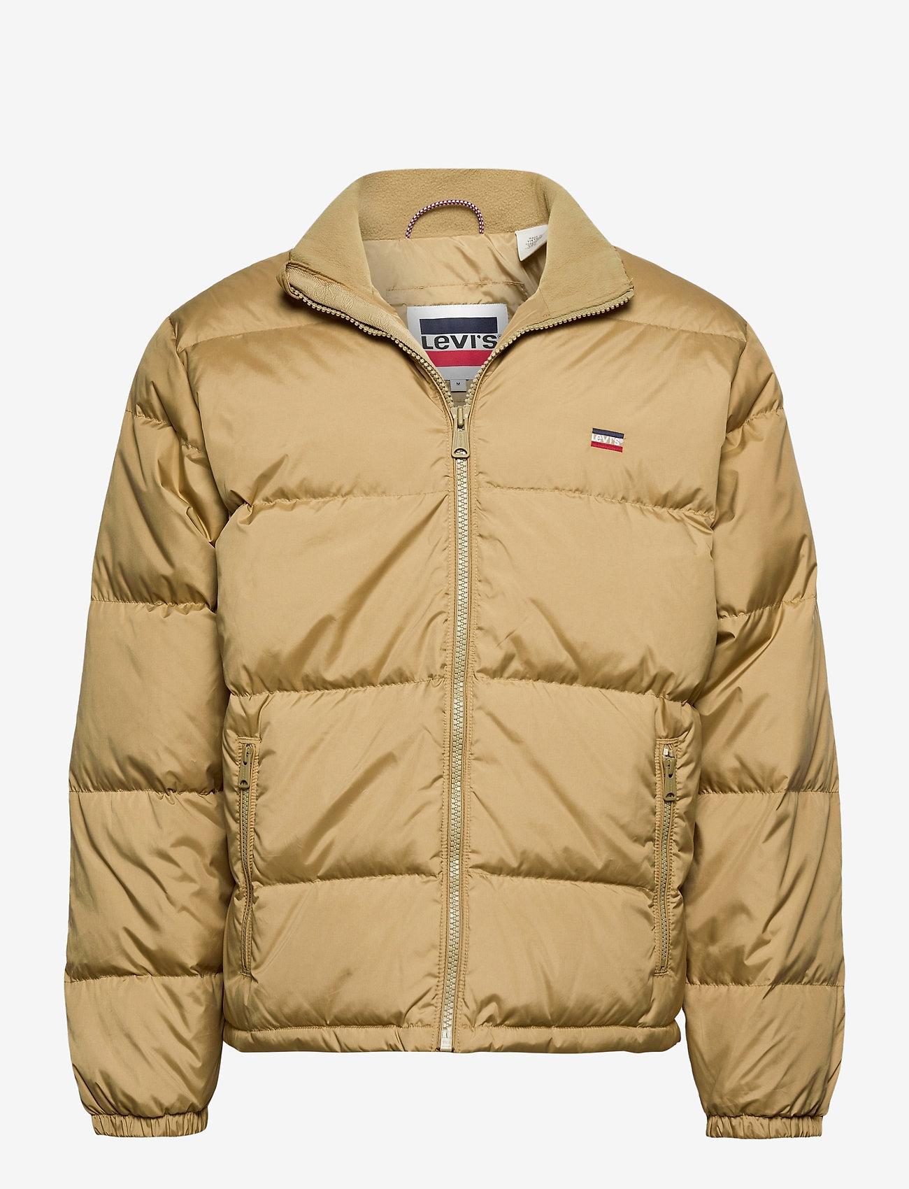 LEVI´S Men - FILLMORE SHORT JACKET HARVEST - padded jackets - neutrals - 1