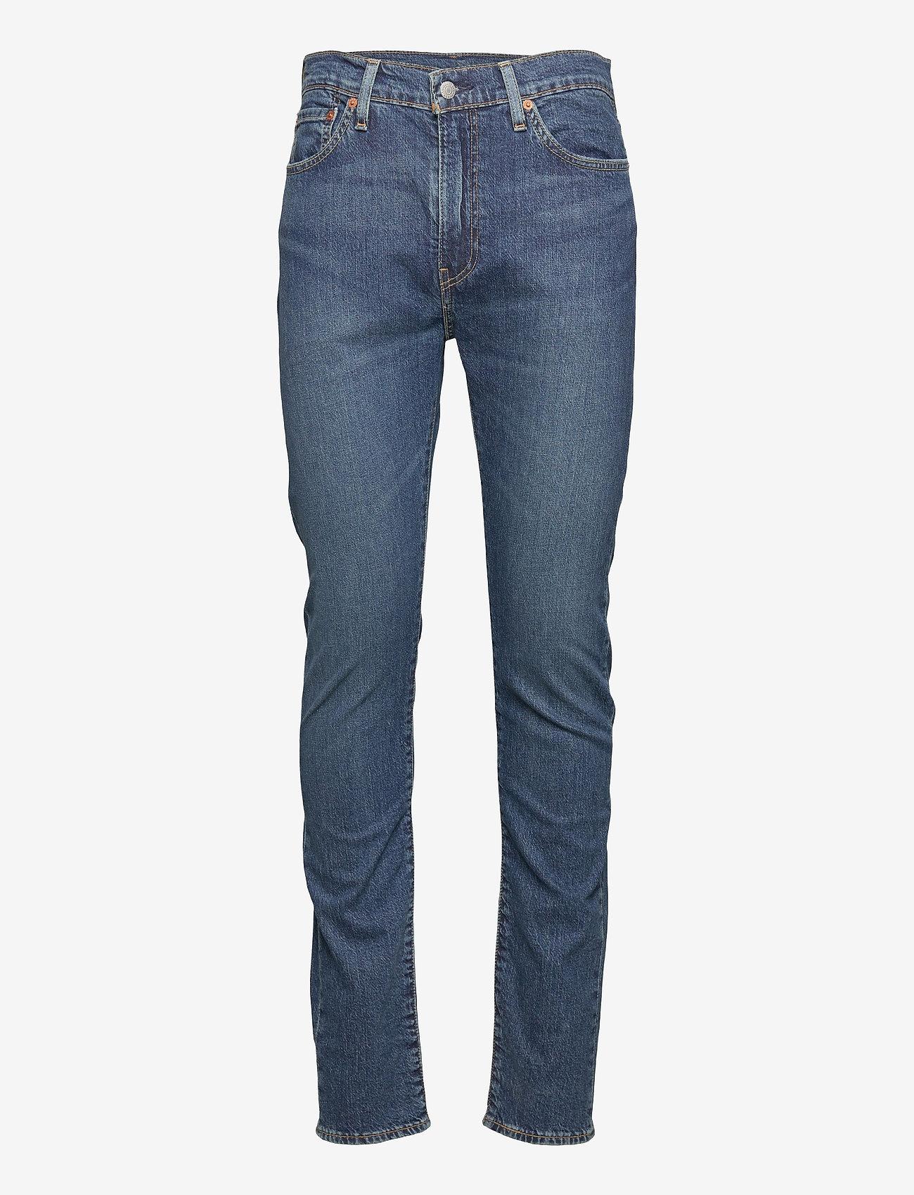 LEVI´S Men - 512 SLIM TAPER WHOOP - slim jeans - dark indigo - flat finish - 0