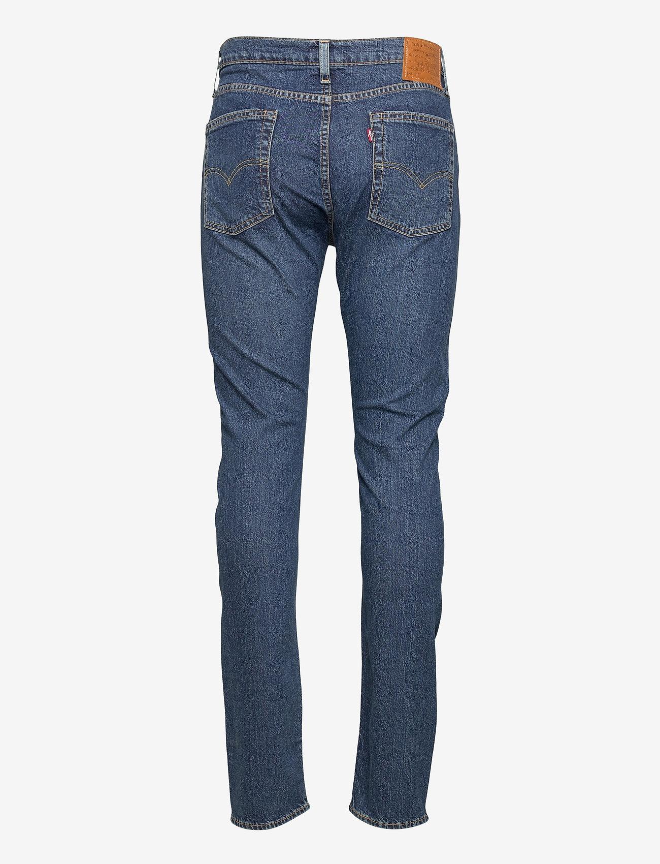 LEVI´S Men - 512 SLIM TAPER WHOOP - slim jeans - dark indigo - flat finish - 1