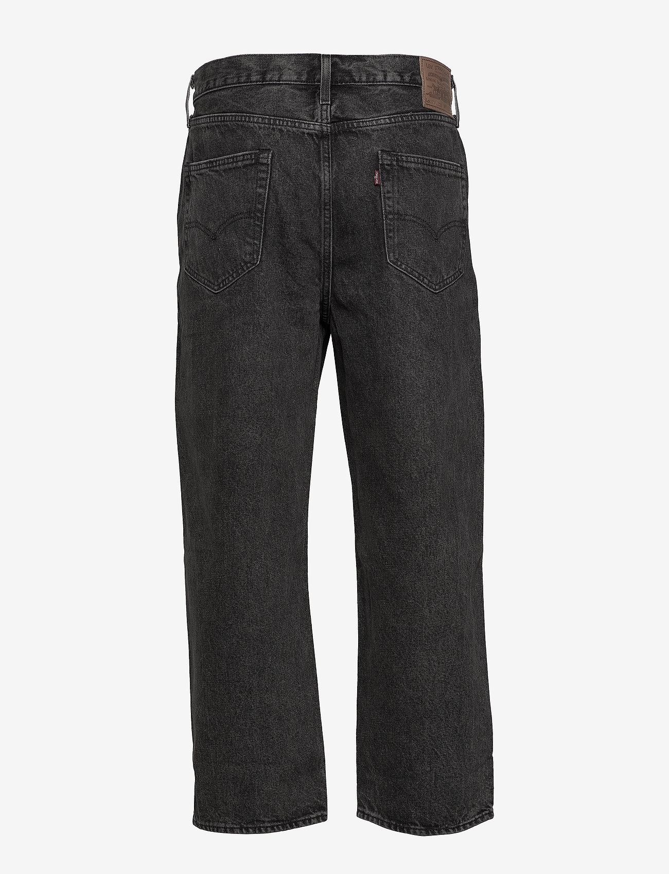 LEVI´S Men - STAY LOOSE DENIM CROP HOPE YOU - relaxed jeans - blacks - 1