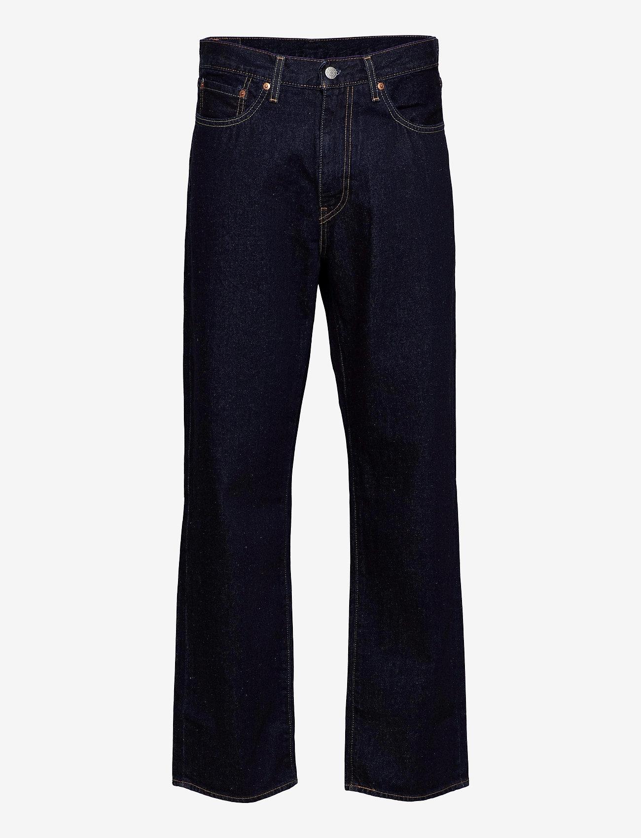 LEVI´S Men - STAY LOOSE DENIM SPOTTED ROAD - regular jeans - dark indigo - flat finish - 0