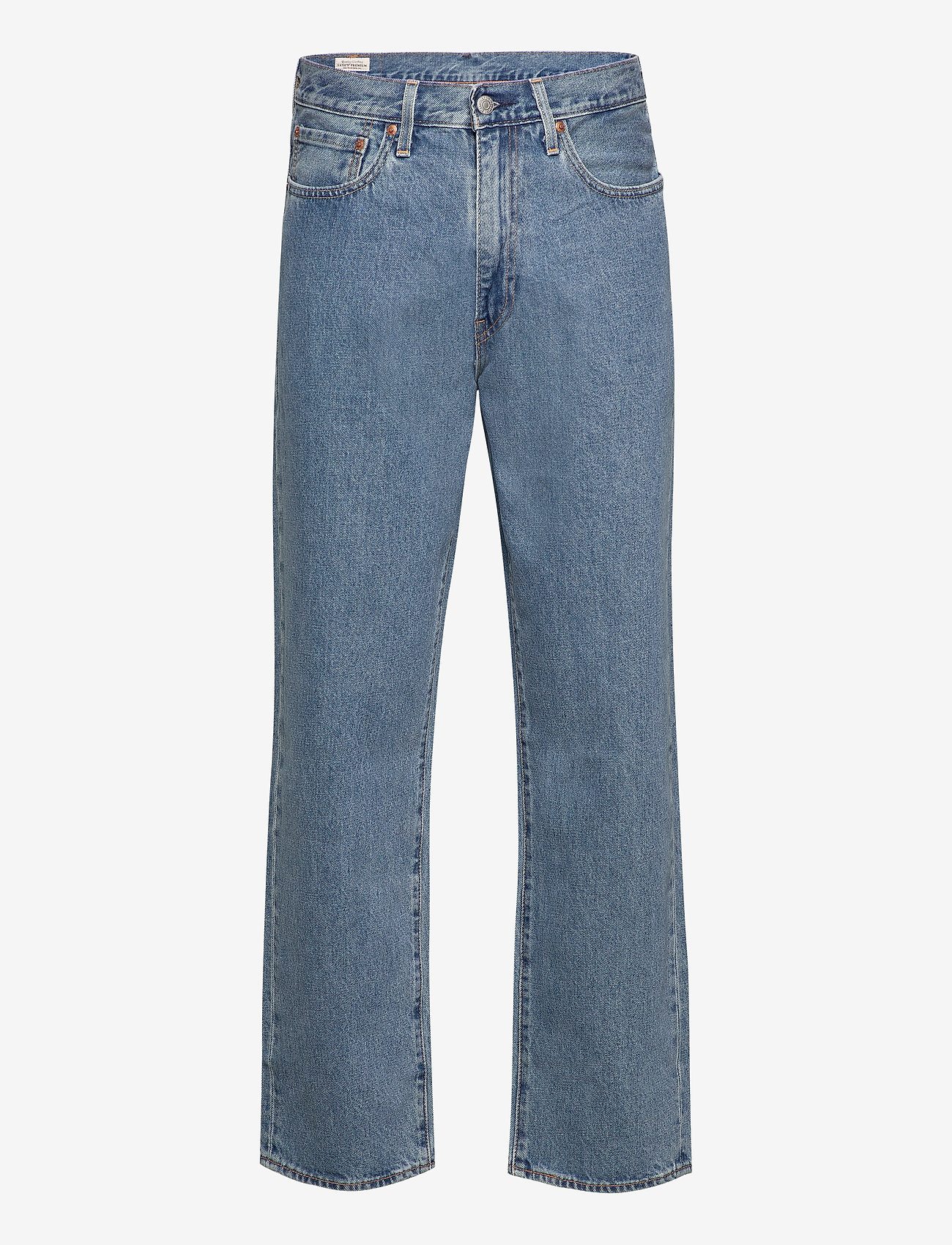 LEVI´S Men - STAY LOOSE DENIM HANG LOOSEN U - relaxed jeans - light indigo - worn in - 1