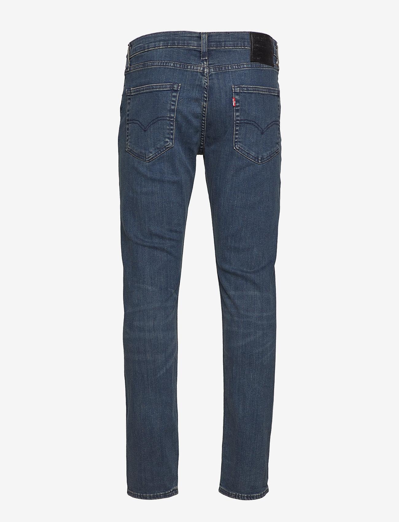 LEVI´S Men - 502 REGULAR TAPER HEADED SOUTH - slim jeans - dark indigo - worn in - 1