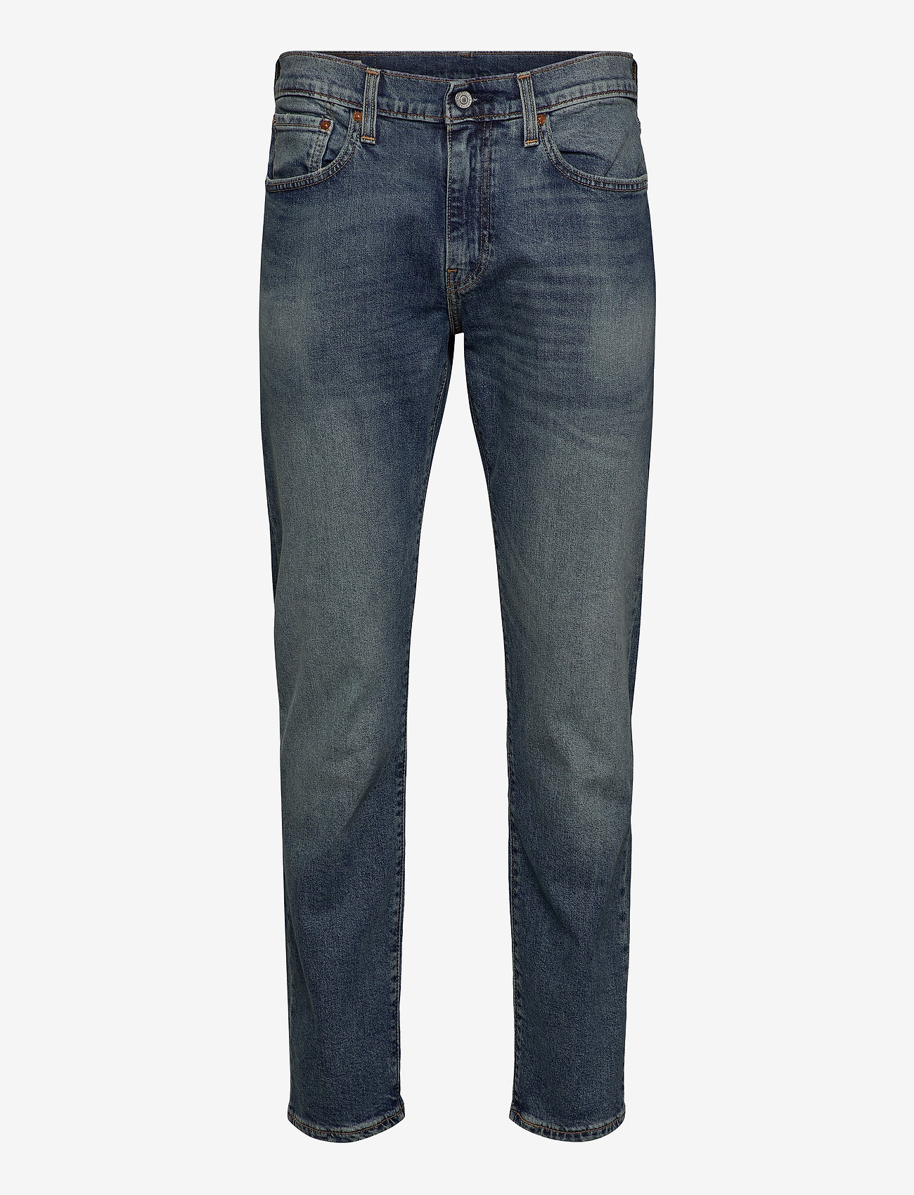 LEVI´S Men - 502 TAPER WALTER T2 - regular jeans - med indigo - worn in - 0