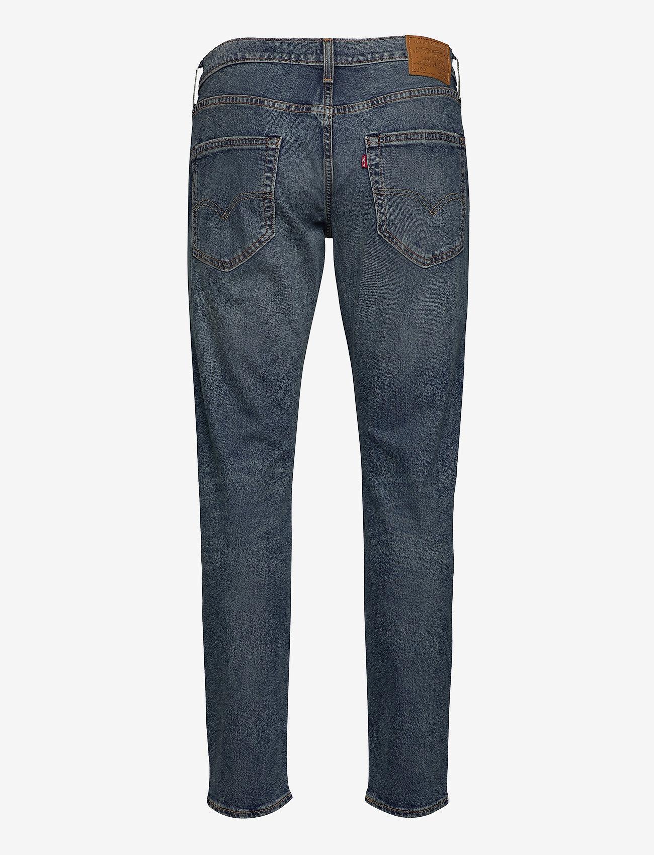 LEVI´S Men - 502 TAPER WALTER T2 - regular jeans - med indigo - worn in - 1