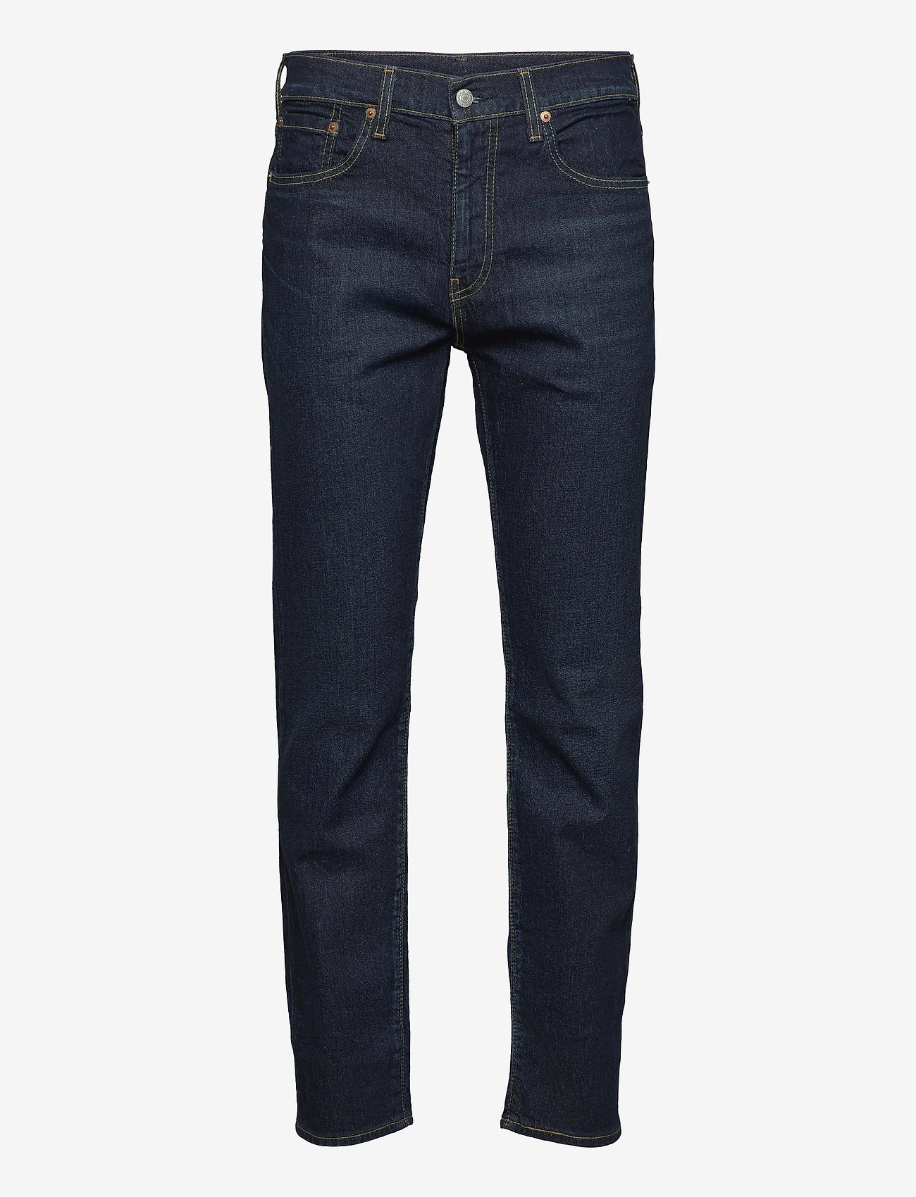 LEVI´S Men - 502 TAPER FEELIN RIGHT - regular jeans - med indigo - worn in - 0