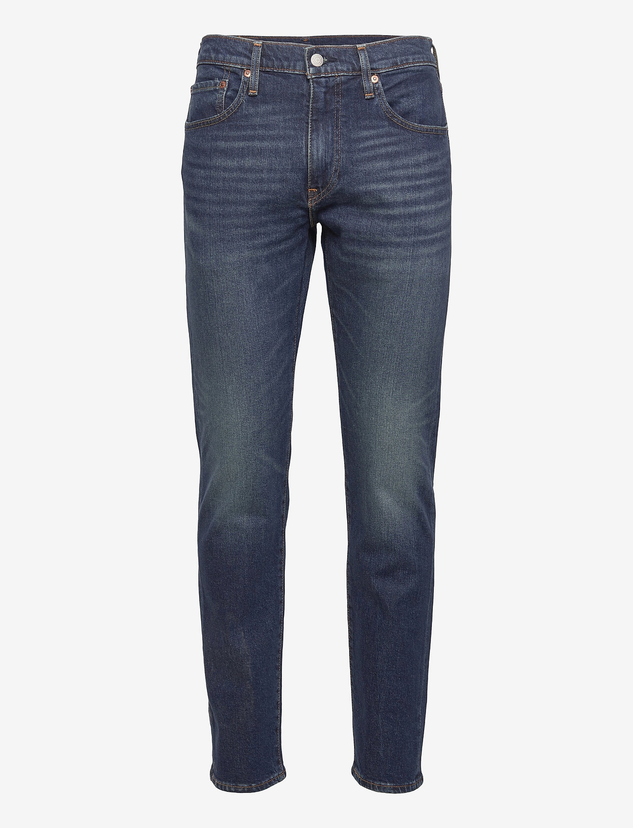 LEVI´S Men - 502 TAPER MOTO CROSS ADV - regular jeans - dark indigo - worn in - 0