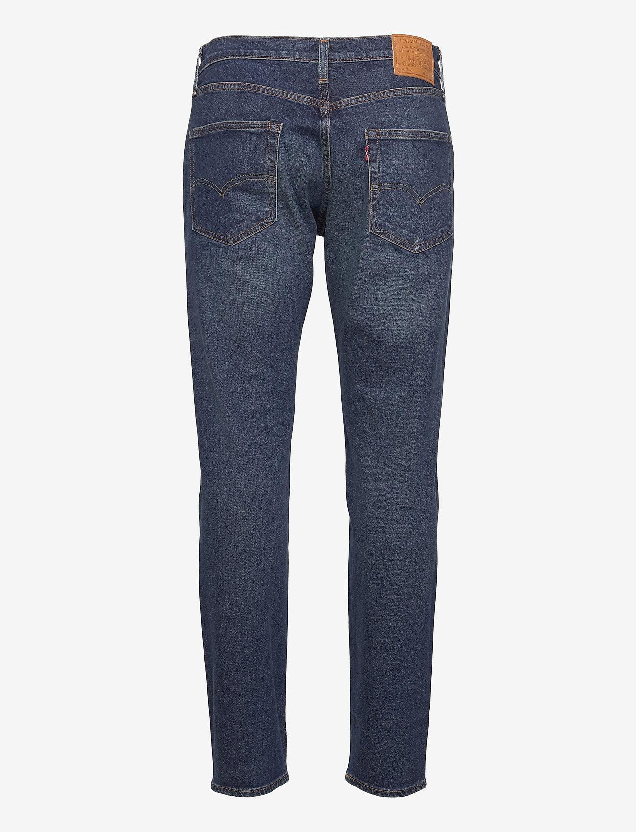 LEVI´S Men - 502 TAPER MOTO CROSS ADV - regular jeans - dark indigo - worn in - 1