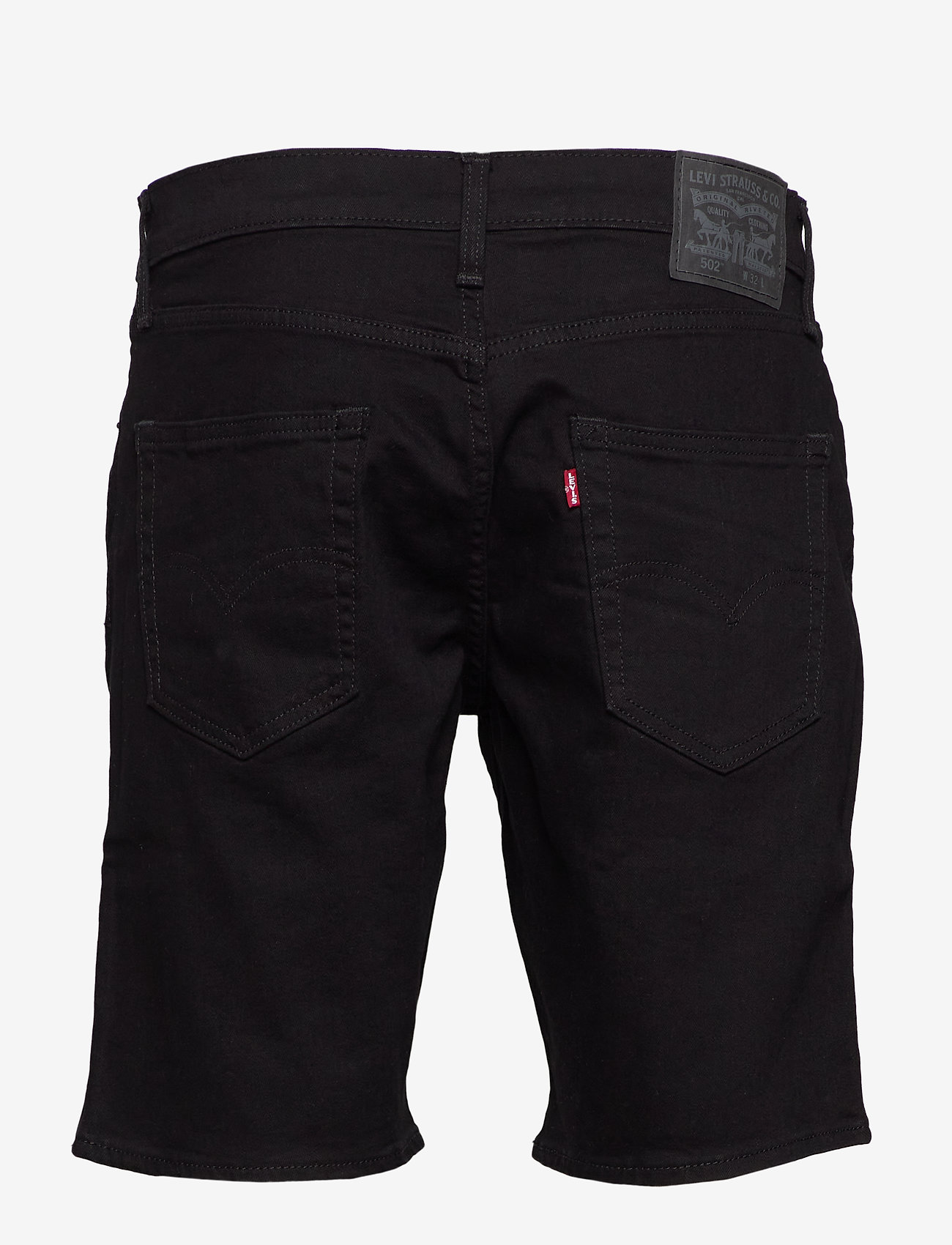 LEVI´S Men - 502 TAPER SHORTS 10 EIGHT BALL - denim shorts - blacks - 1
