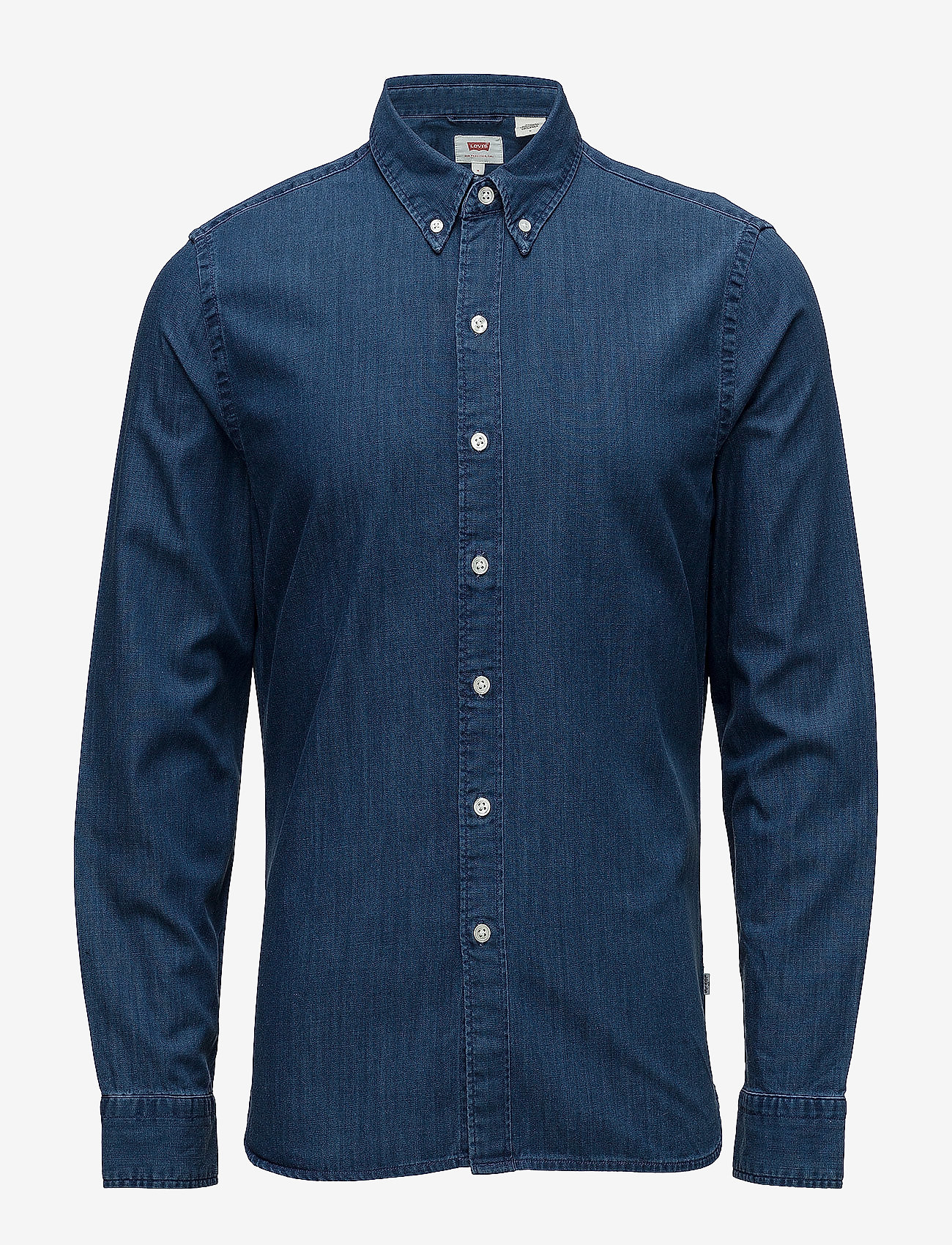 LEVI´S Men - LS PACIFIC NO PKT SHIRT FLAT C - chemises shirts - flat coated indi