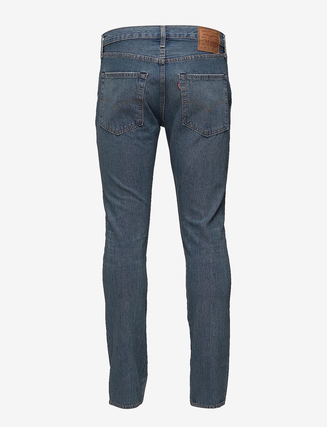 LEVI´S Men - 501 SKINNY SINGLE PAYER WARP - skinny jeans - single payer warp
