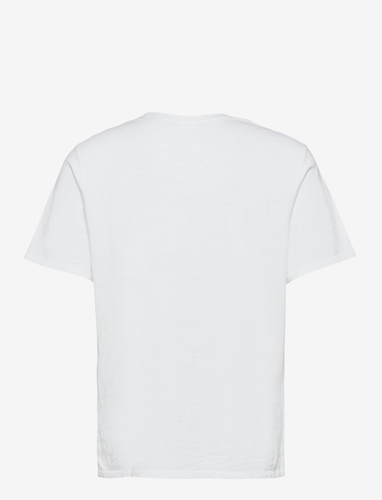 LEVI´S Men - RELAXED FIT POCKET TEE WHITE + - basic t-shirts - neutrals - 1