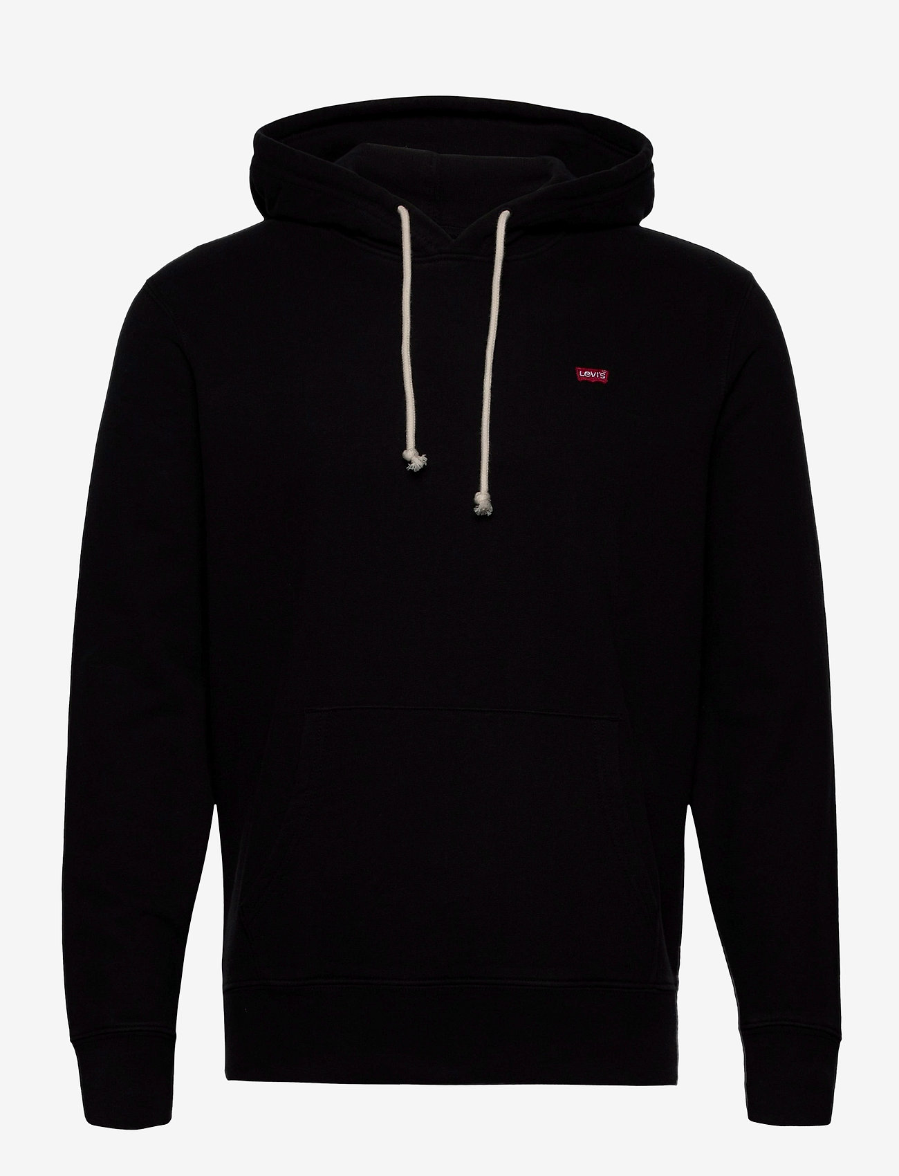 LEVI´S Men - NEW ORIGINAL HOODIE MINERAL BL - basic sweatshirts - blacks - 1