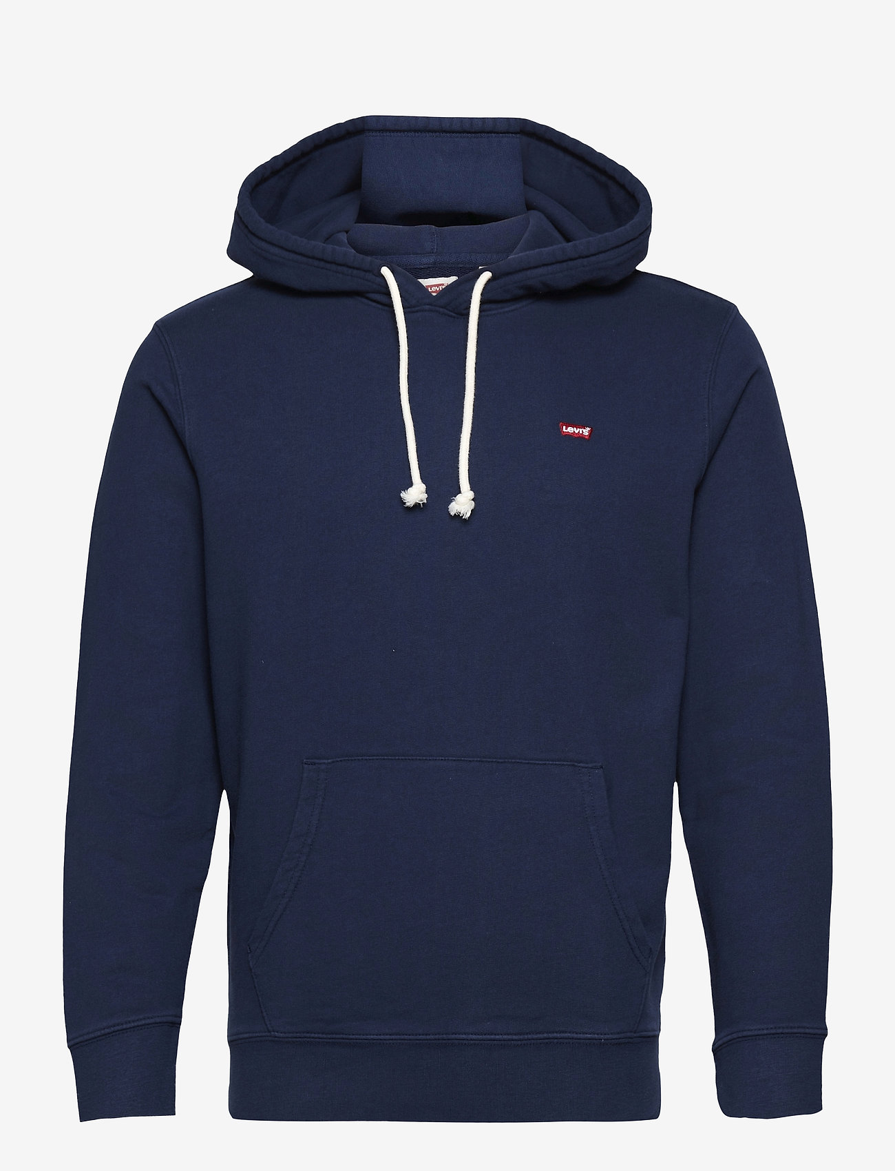LEVI´S Men - NEW ORIGINAL HOODIE DRESS BLUE - podstawowe bluzy - blues - 0