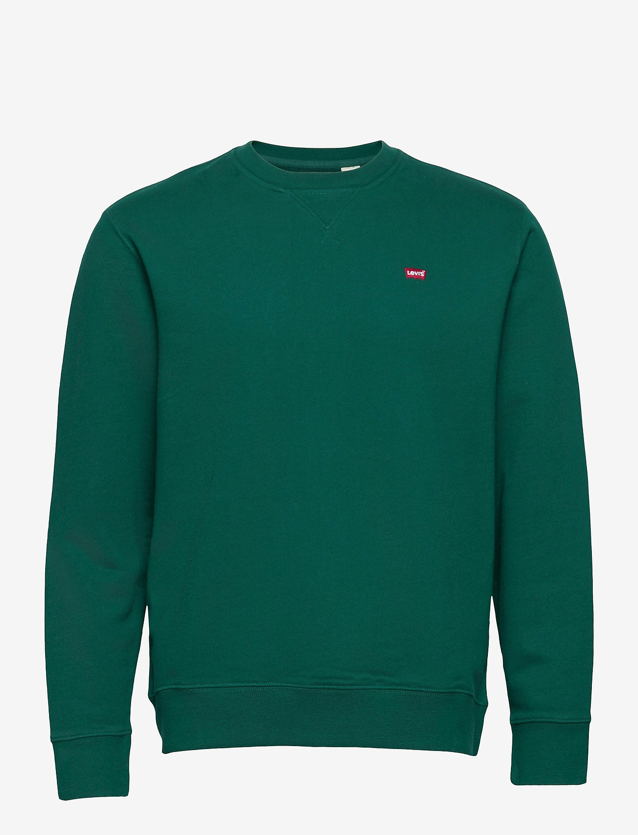 LEVI´S Men - NEW ORIGINAL CREW FOREST BIOME - basic sweatshirts - greens - 0