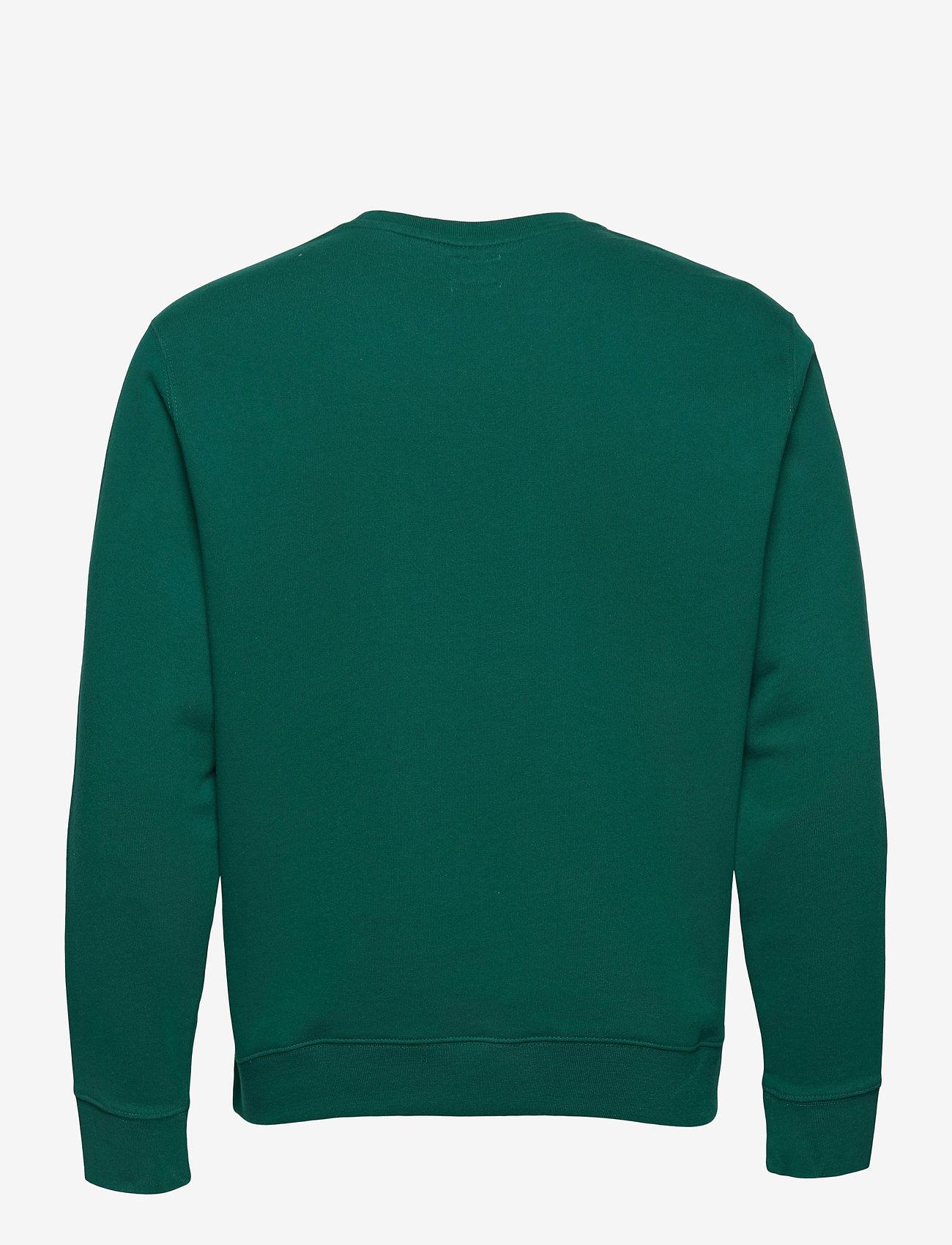 LEVI´S Men - NEW ORIGINAL CREW FOREST BIOME - basic sweatshirts - greens - 1