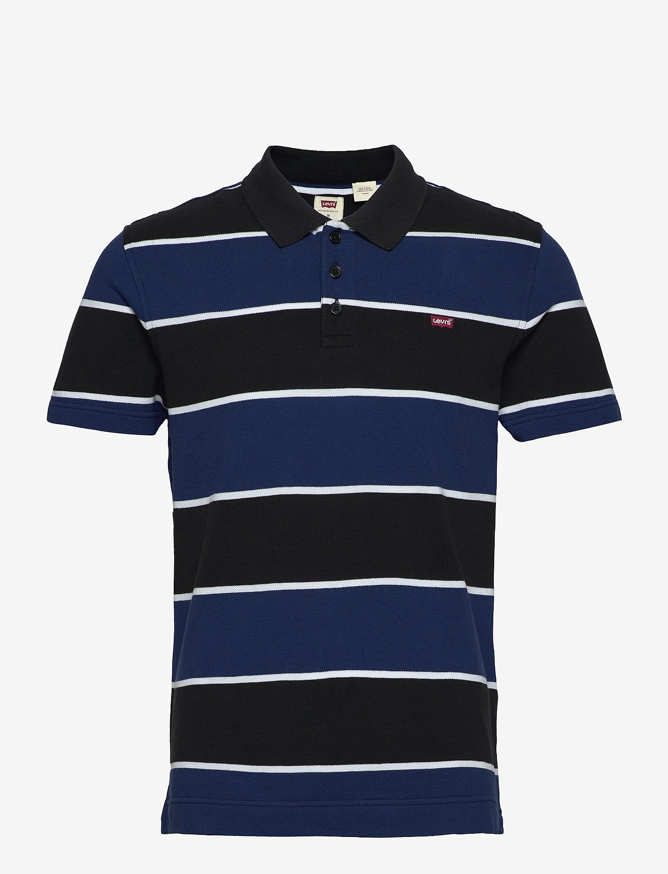 LEVI´S Men - O.G BATWING POLO CLARKIA NAVY - krótki rękaw - multi-color - 0