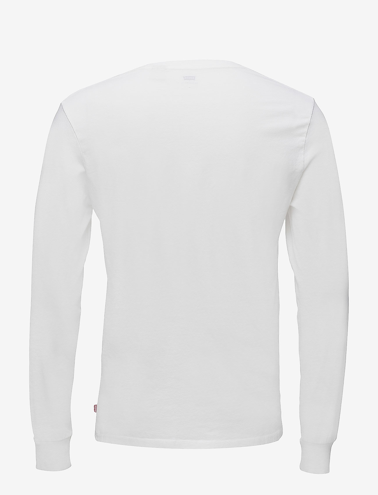 LEVI´S Men - LS STD GRAPHIC TEE HM LS BETTE - long-sleeved t-shirts - neutrals - 1