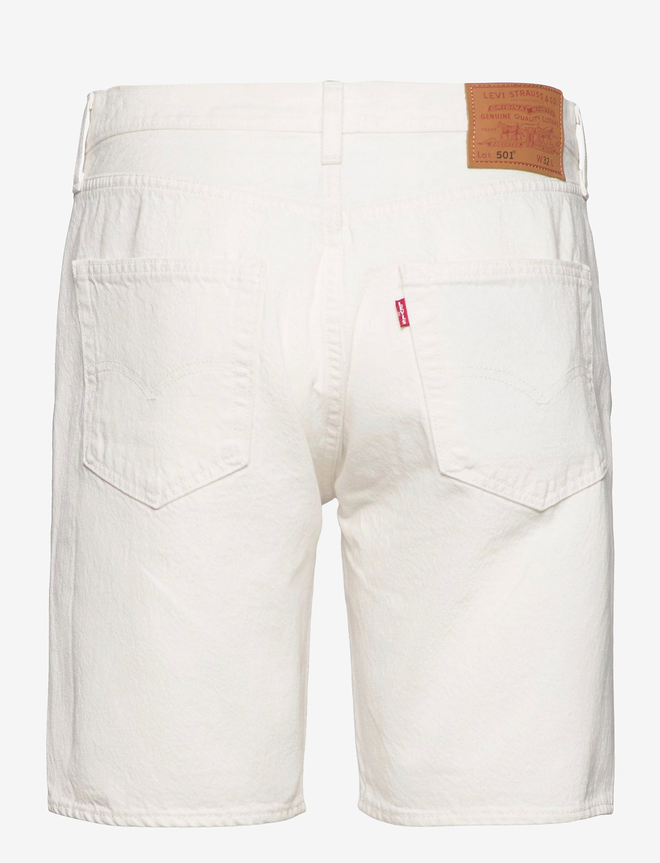 LEVI´S Men - 501 HEMMED SHORT MARSHMALLOW S - jeansowe szorty - neutrals - 1